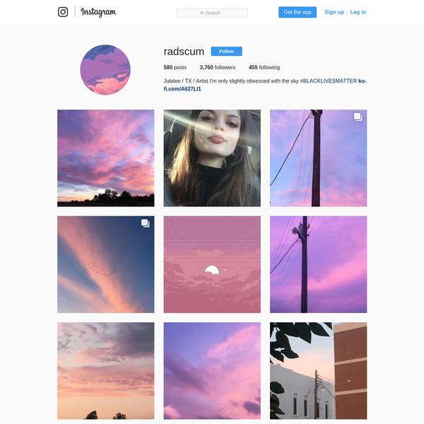 @radscum * Instagram photos and videos