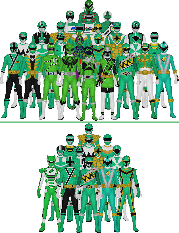 all_super_sentai_and_power_rangers_greens_by_taiko554-d594333.png
