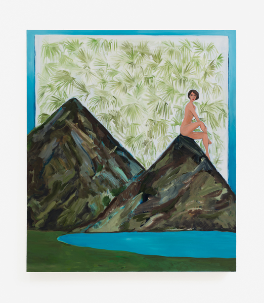 2017.10 Becky Kolsrud: Allegorical Nudes, Double Mountain/Backdrop, 2017