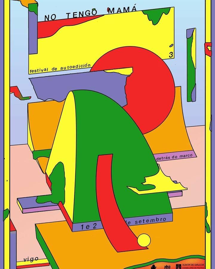 ✨ NTMM ✨Festival de artes sonoras y visuales, autoedición, edición independiente y microedición. 1 y 2 de septiembre en Vigo (Galicia) Follow @notengomamafestival . . . #zinefair #zinefest #comicfair #comicfest #fest #festival #comic #comicbook #zine #fanzine #smallpress #smallpresscomic #musica #music #art #arte