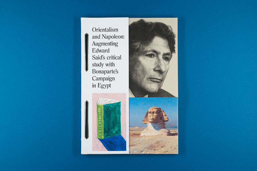 Orientalism and Napoleon: Augmenting Edward Said's critical study with Bonaparte's Campaign in Egypt