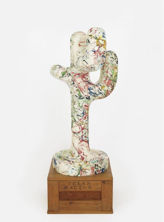 H.C. Westermann - Texas Cactus (1979-80)
