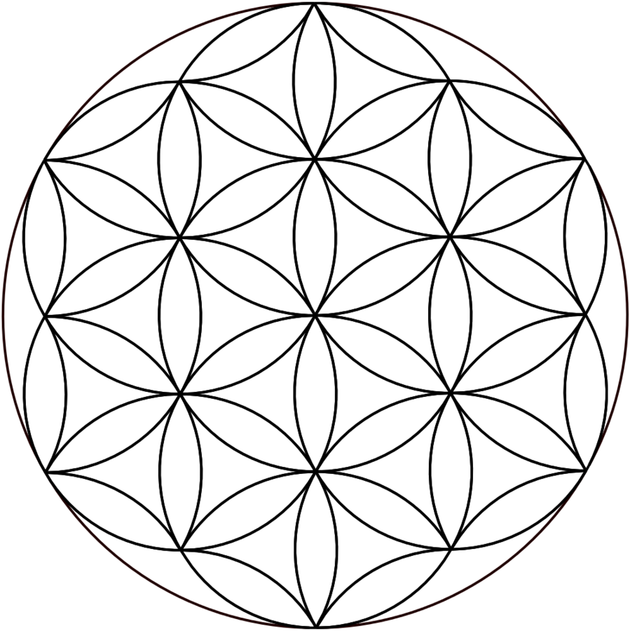 https://en.wikipedia.org/wiki/Overlapping_circles_grid