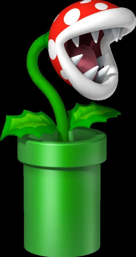 Nintendo - Piranha Plant