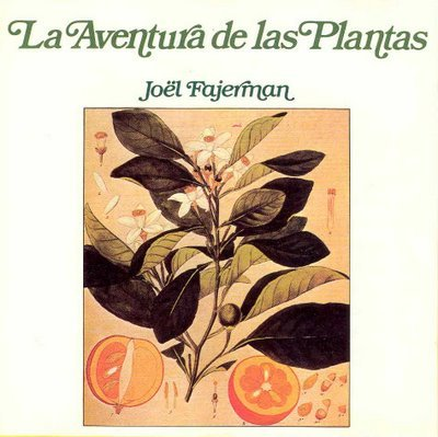 Joël Fajerman ‎– L'Aventure Des Plantes (1982)  Soundtrack for the French documentary TV series The Adventure of Plants - The series explains, through often extraordinary examples, between reports from all over the world and animations, the evolution of the plant world and the life of the different families of plants , from the first cell to the diversity of current plant organisms.  Youtube: https://www.youtube.com/watch?v=WQgoWedzFJg  Discogs: https://www.discogs.com/Jo%C3%ABl-Fajerman-LAventure-Des-Plantes/release/860847