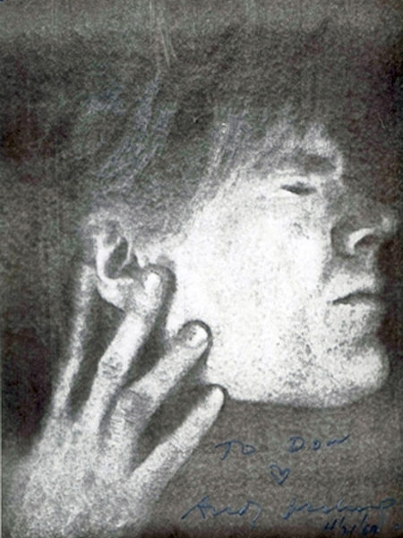 Andy Warhol - Self Portrait (1969)