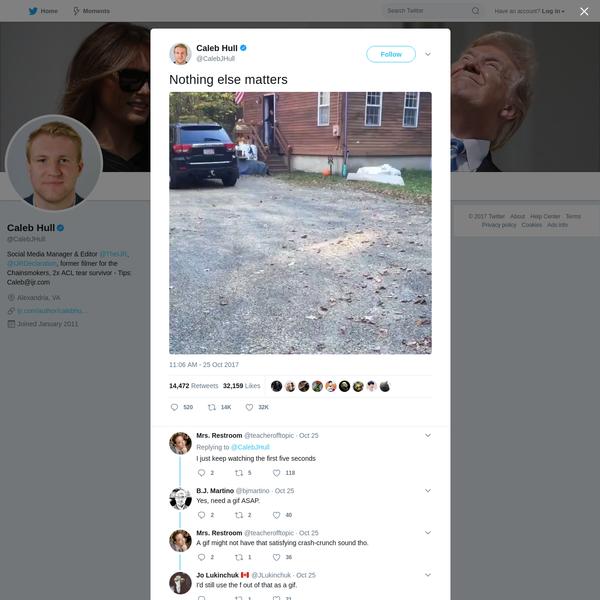 Caleb Hull on Twitter