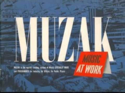 Elevator Music -- MUZAK -- Stimulus Progression