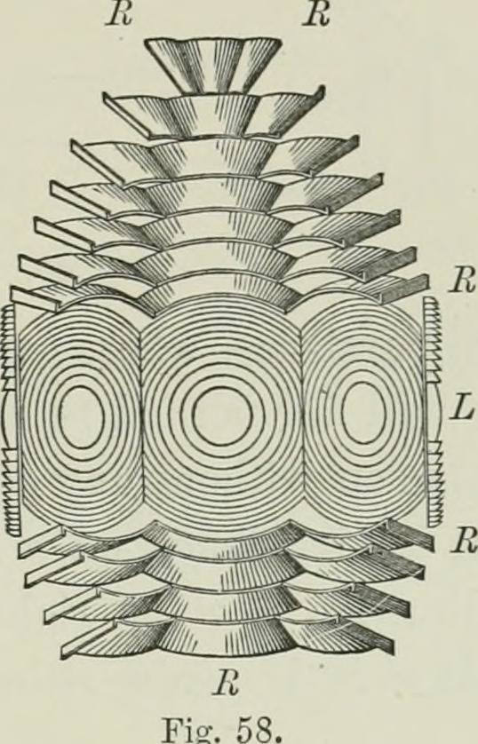 """Image from page 98 of """"Lighthouse construction and illumination;"""" (1881)"""
