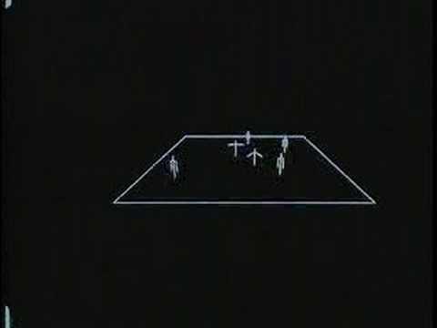 Computer-Generated Ballet (1960s)