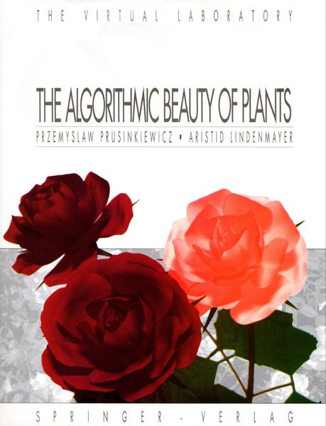 The Algorithmic Beauty of Plants by Przemyslaw Prusinkiewicz and Aristid Lindenmayer (1990)