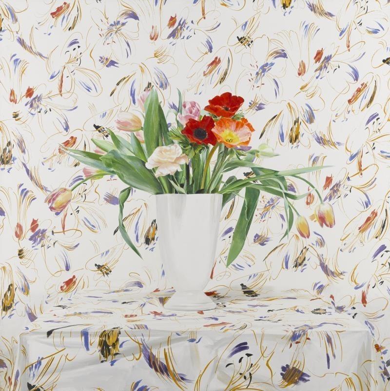 Ben Schonzeit - The White Vase (1986)
