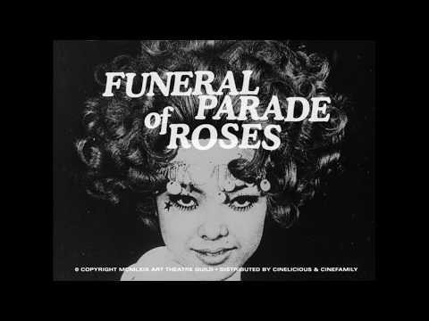 FUNERAL PARADE OF ROSES - Official Theatrical Trailer
