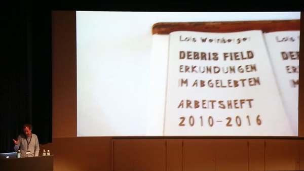 Knut Ebeling - Debris Field: An Archaeology of Contemporaneity