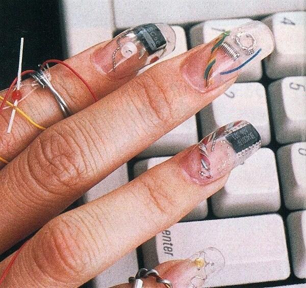 Nails by Michiko Matsushita (1999)