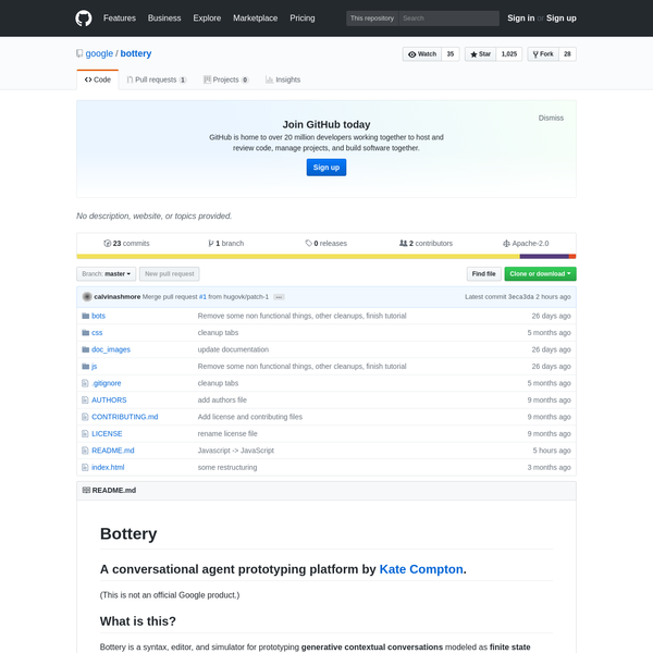 Contribute to bottery development by creating an account on GitHub.