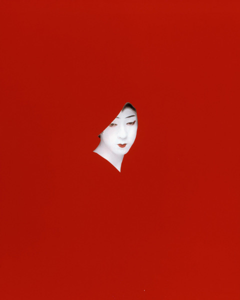 Sarah Charlesworth - Red Mask (1983)