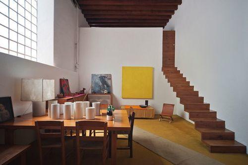 Luis Barragan House Int.