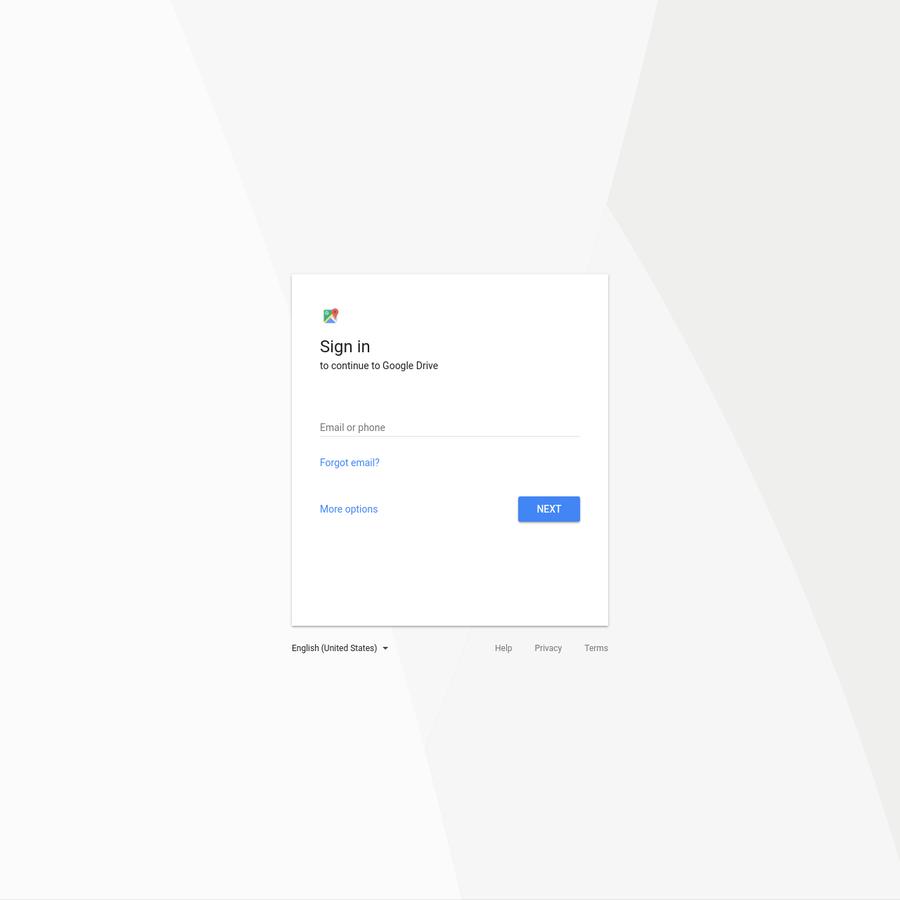 Meet google drive