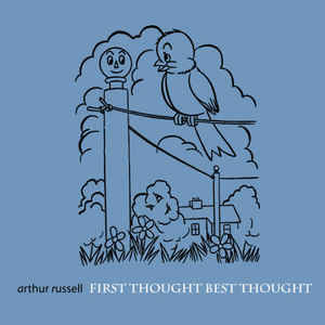 First Thought Best Thought by Arthur Russell (~$350)