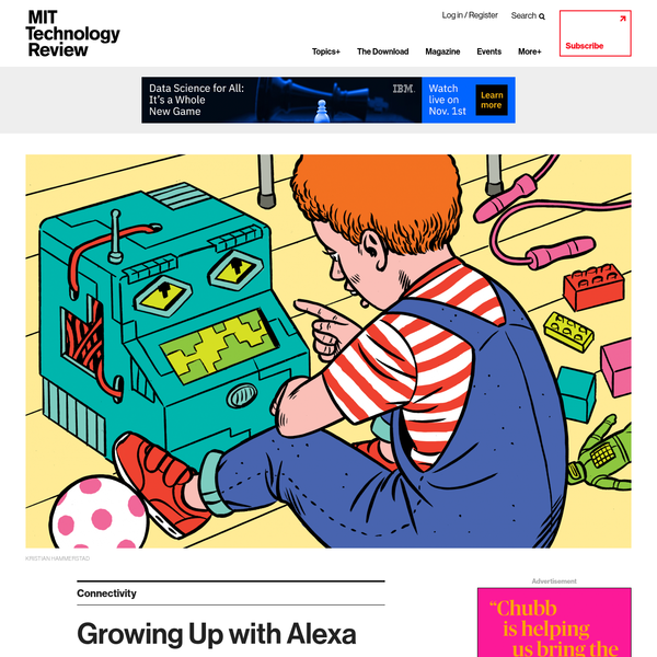 Alexa, are you turning the kids into spoiled brats?