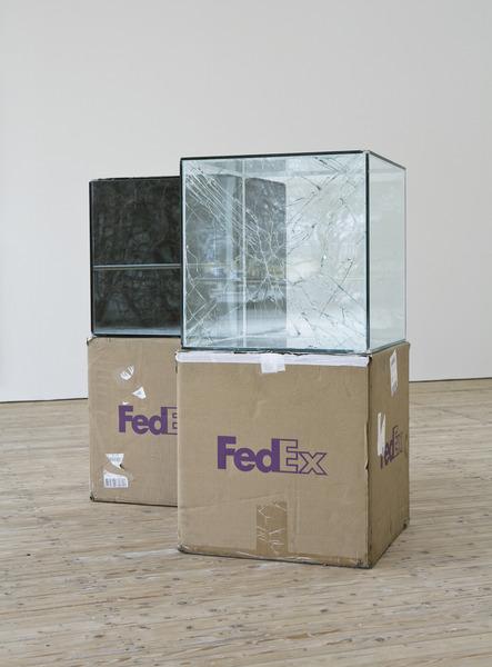 FedEx Large Craft Boxes - Walead Beshty