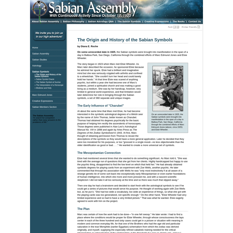 Are Sabian Astrology The Origin And History Of The Sabian