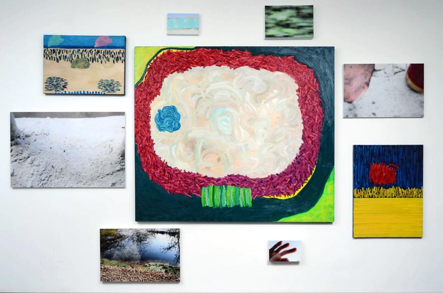 2011 Julian Chams-Untitled Array