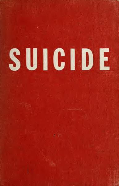 Durkheim, Émile_On Suicide (1897)