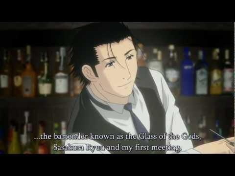 "Bartender (Anime) - Episode 01 - ""Bartender"" (English Sub - HD)"