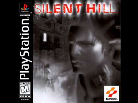 The entire soundtrack for the first Silent Hill video game for the Playstation 1, developed by Konami, music written by Akira Yamaoka. I do not own any of this We're classy in Silent Hill. Tracklist: 1. Silent Hill 2. All 3. The Wait 4. Until Death 5. Over 6.