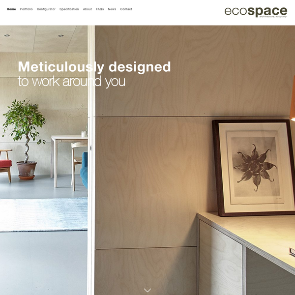 Ecospace - Architecture Naturally