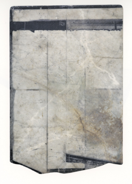 _Marble #6 (Papastratos Table)_, 1981