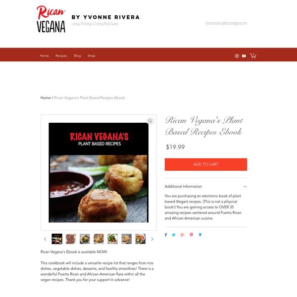 Home | Rican Vegana