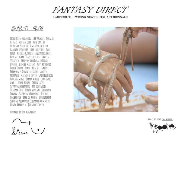 LARP: Fantasy Direct