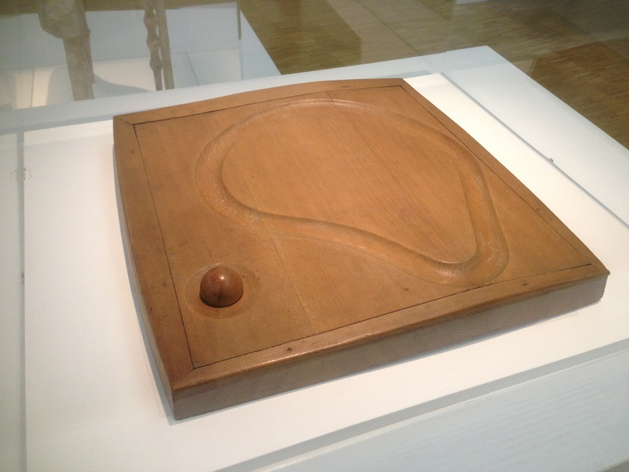 Alberto Giacometti - Circuit, 1931-1932