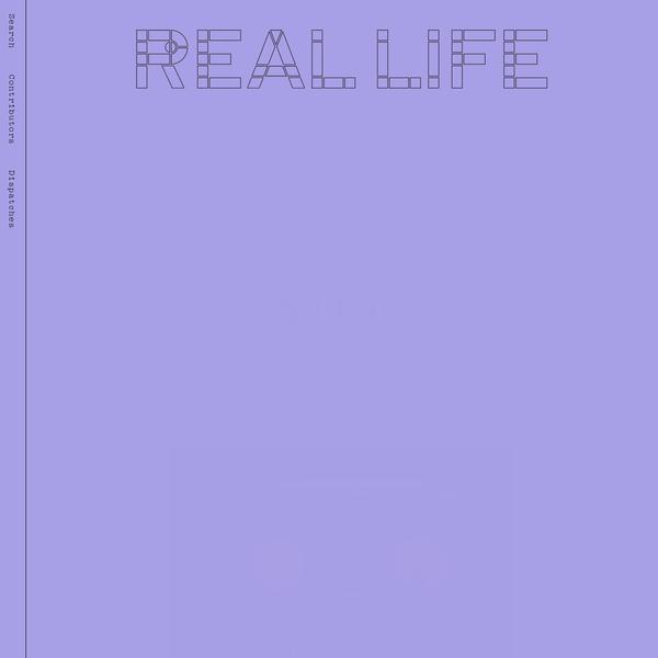 All Ears - Real Life