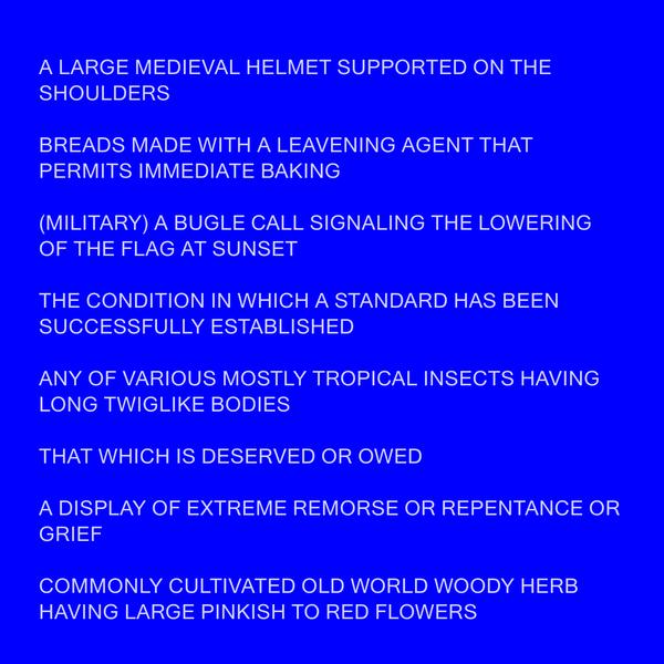 dictionary.blue