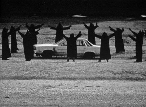 """1970s: Satanic cult attempt to """"possess"""" a car."""
