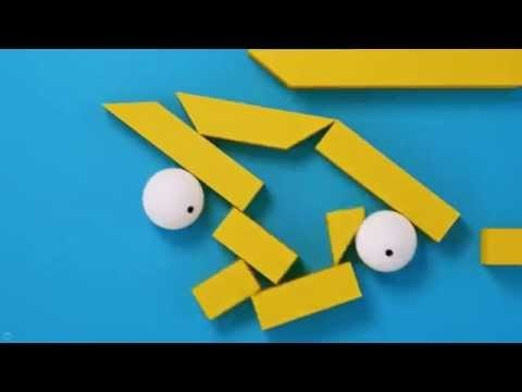 The first showing of an ident for 'The Simpsons' as part of Channel 4's new look. First shown at 6pm on Wednesday 30th September 2015.