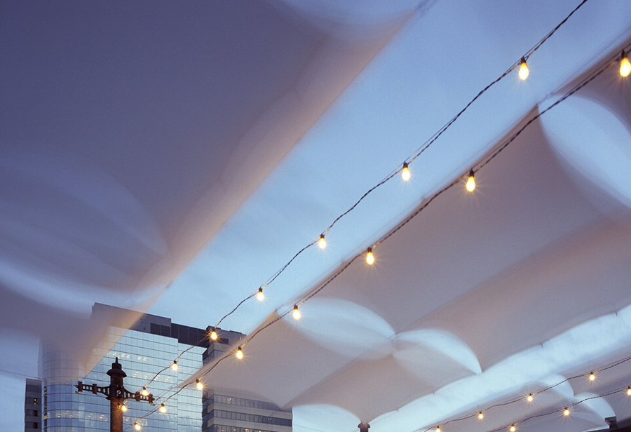 City Tavern Outdoor Canopy System