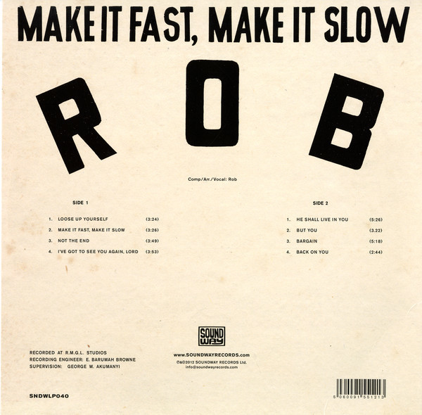 Rob, 1976  *(back cover)*