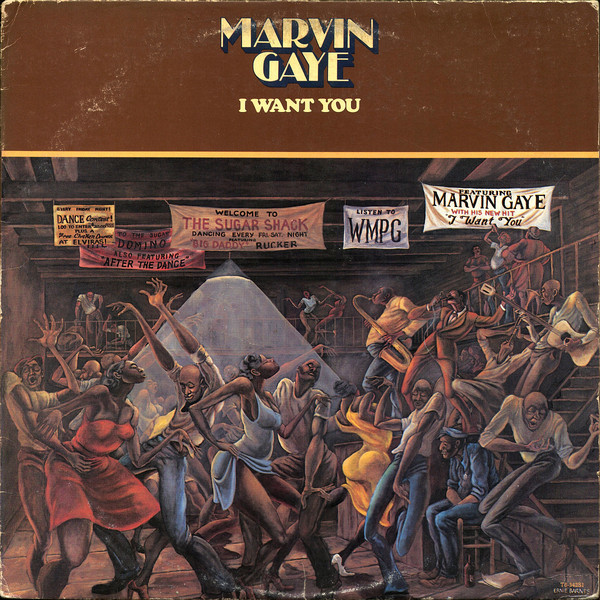 Marvin Gaye, 1976