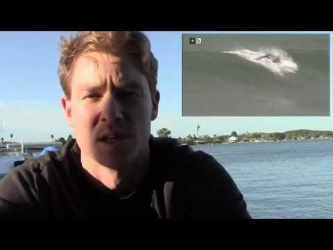 Learn to Catch Any Wave - an Analysis of Nat Young Paddling into a Wave
