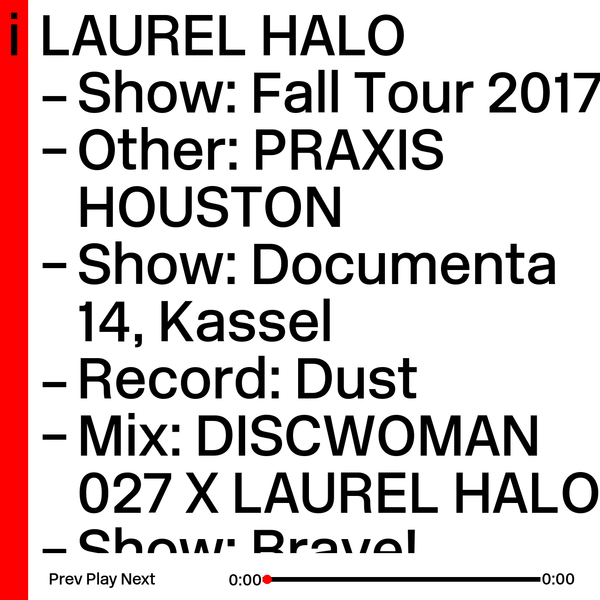 Laurel Halo