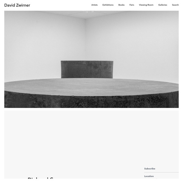 Sculpture and Drawings | David Zwirner