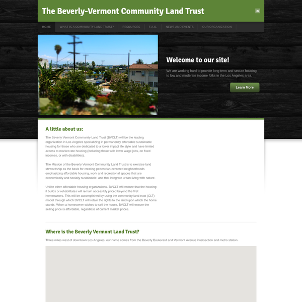The Beverly-Vermont Community Land Trust