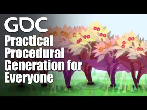 In this 2017 GDC session, Tracery developer Kate Compton explains the many surprisingly simple algorithms of procedural content generation and how to use simple data structures to control complex content-generators that are scalable, flexible, and surprisingly powerful. GDC talks cover a range of developmental topics including game design, programming, audio, visual arts, business management, production, online games, and much more.