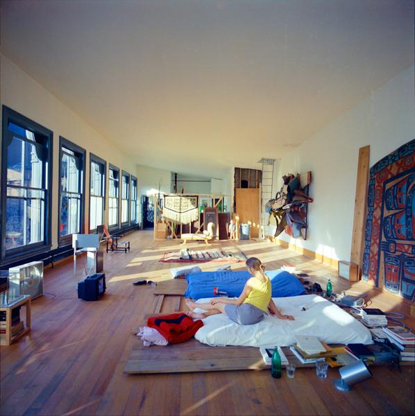 Donald Judd Apartment