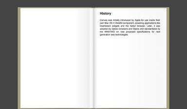 UI Components: Pageflip